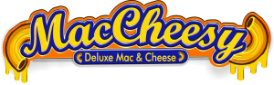 MacCheesy | Mac & Cheese Restaurant Logo