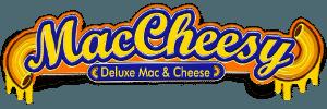 MacCheesy | Mac & Cheese Restaurant Logo